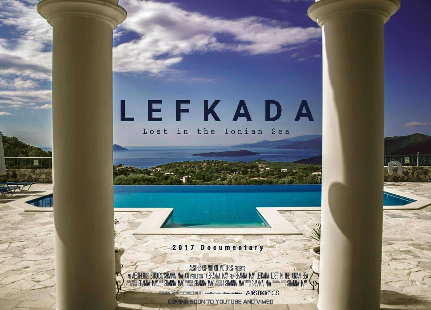 Lefkada lost in the ionian sea documentary shanna may aesthetics motion pictures