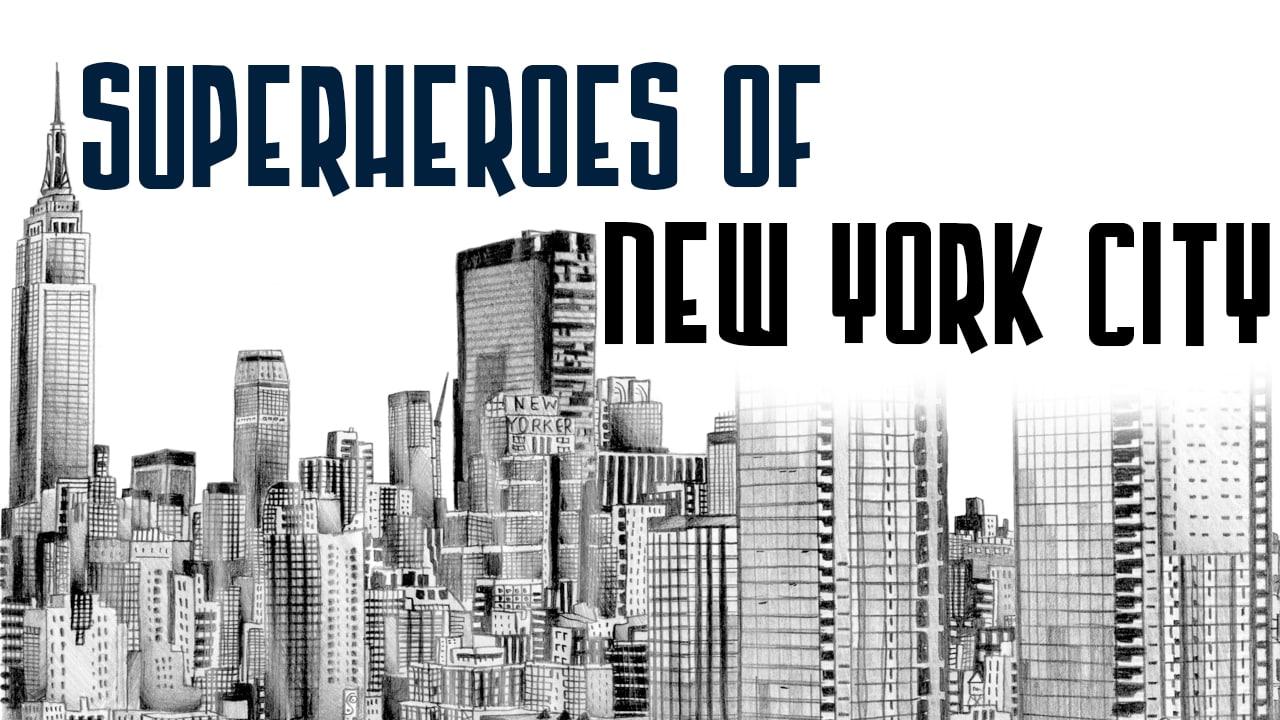 Superheroes of New York